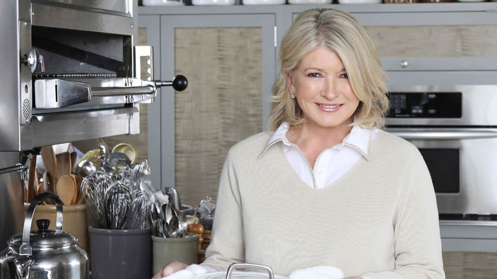 These are Martha Stewart's top tips for organizing your home