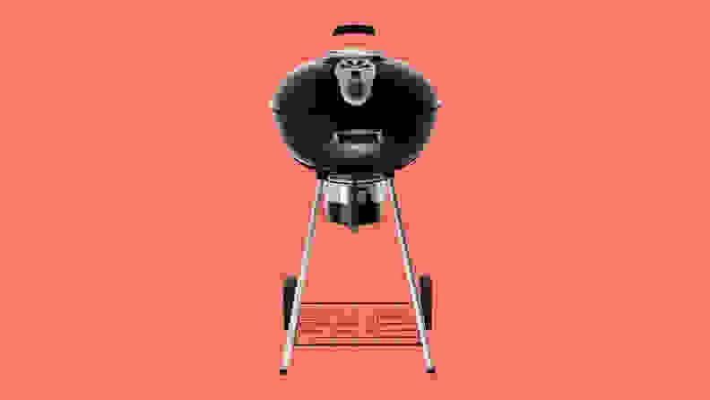 Napoleon Charcoal Grill
