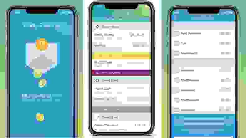 Mvelopes app screenshots