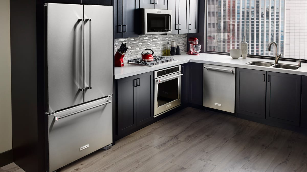 Kitchenaid Krfc300ess Counter Depth Refrigerator Review