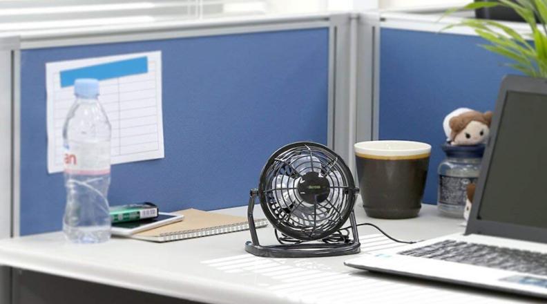 iKross Mini USB Desktop Fan