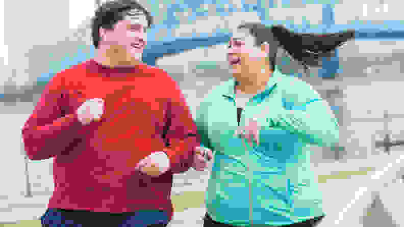 runningcouple