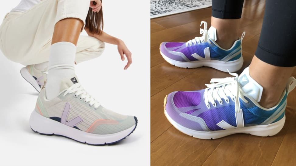 I was excited to try these trendy running shoes—but they were a let down