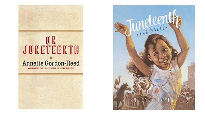 Juneteenth books