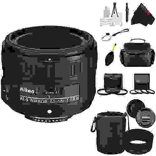 Bundled Lens Accessories