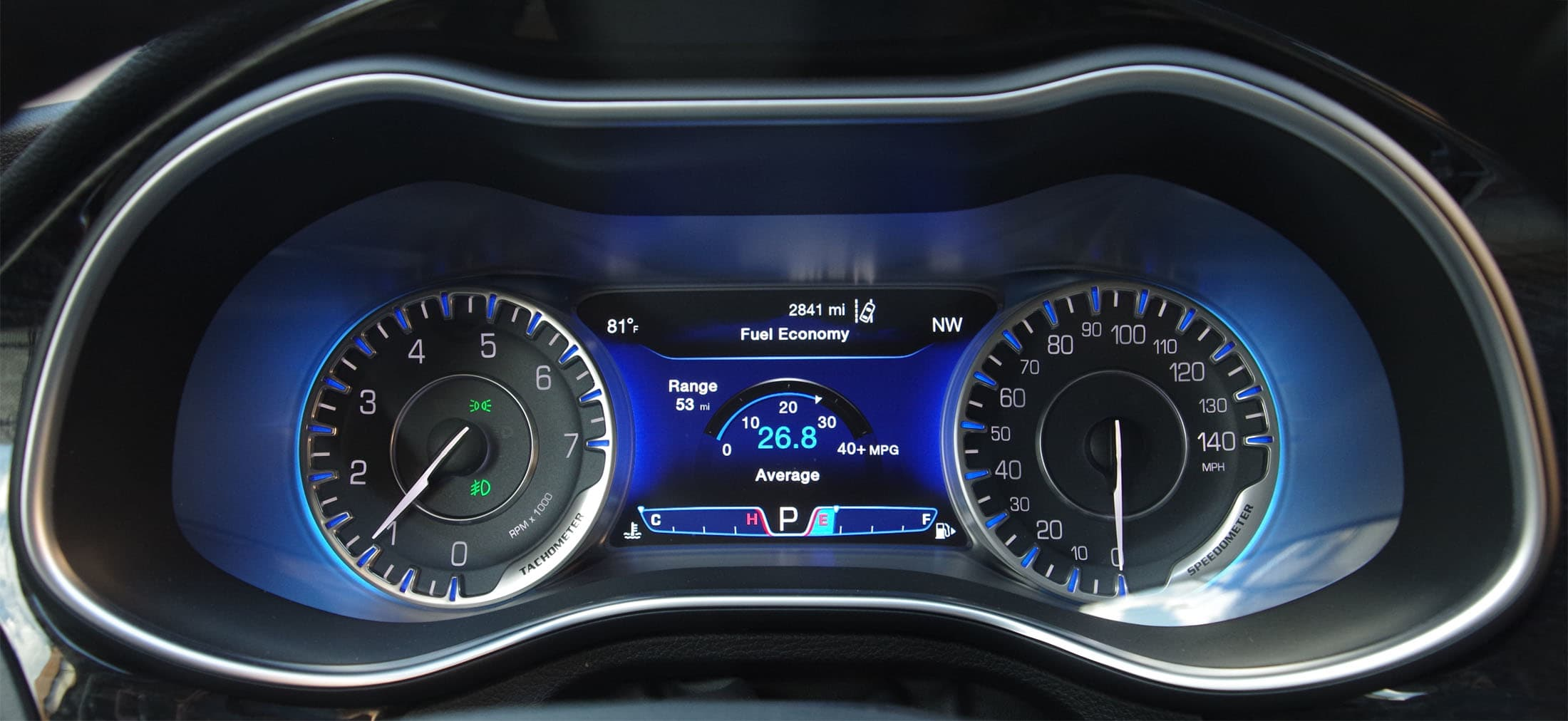 2015 Chrysler 200C Fit for a Road Trip Reviewed Cars