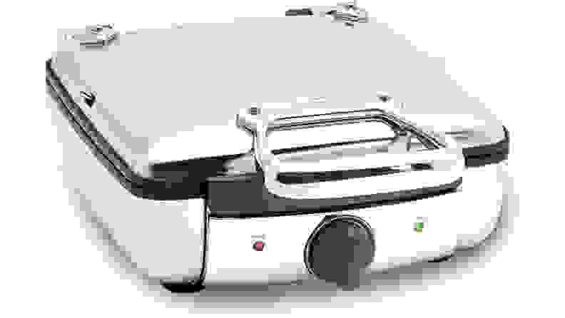 The All-Clad 4 Slices Belgian Waffle Maker