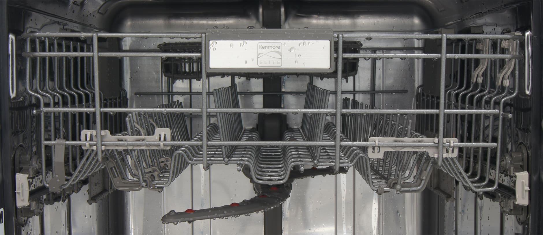 Kenmore Elite 12773 Dishwasher Review Reviewed Dishwashers