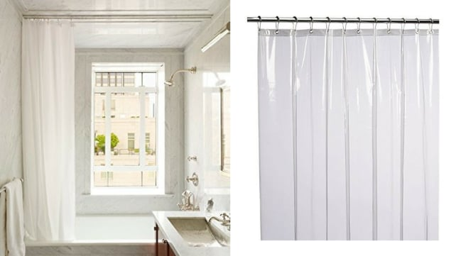 LiBa Shower Curtain Line