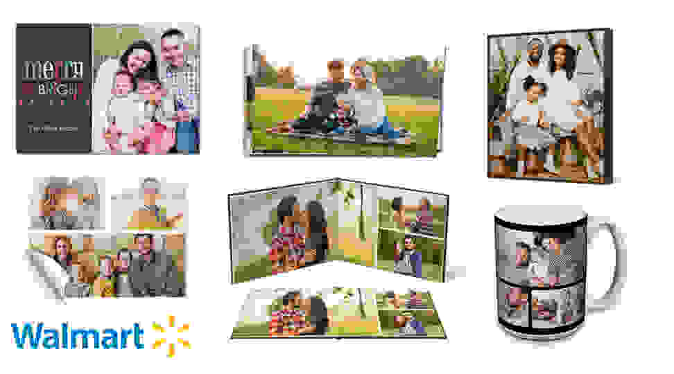 Walmart Photo Printing Services