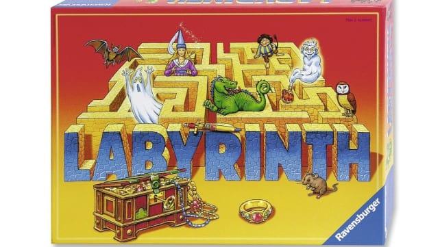 Labryinth Board Game