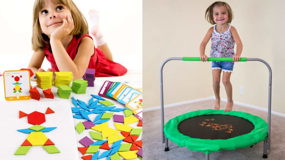 Single parent? 10 helpful products to keep kids busy while you work