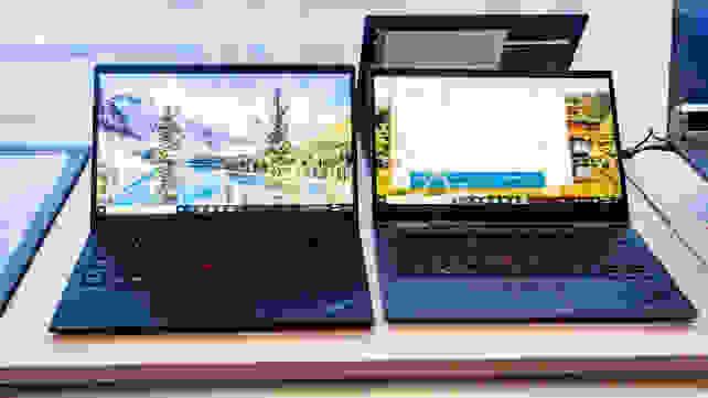 Lenovo X1 Carbon and X1 Yoga