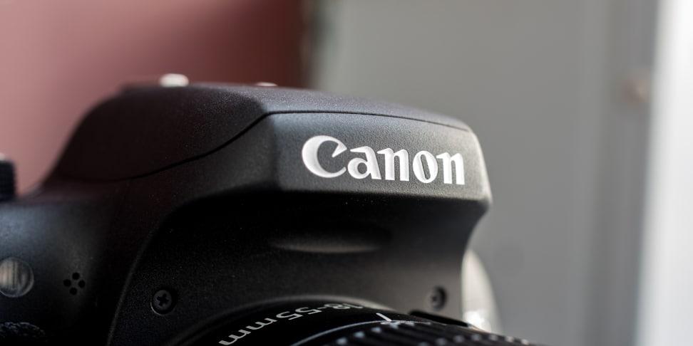 Canon Rebel T6i Logo
