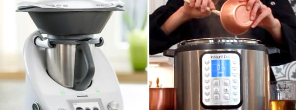 Instantpot vs thermomix 2