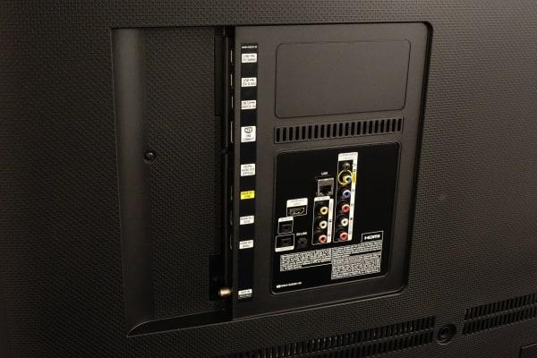 Samsung UN65HU7250 ports