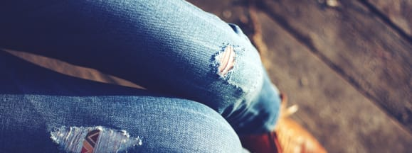 Vintage jeans zara boyfriends