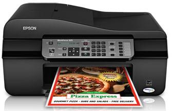 Product Image - Epson WorkForce 325