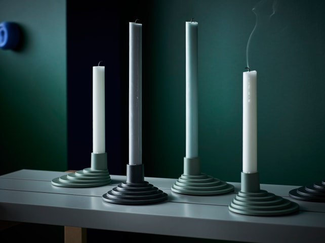 Ikea-candle-sticks