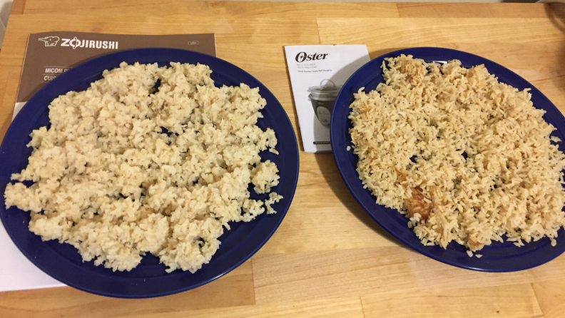 Rice comparisons