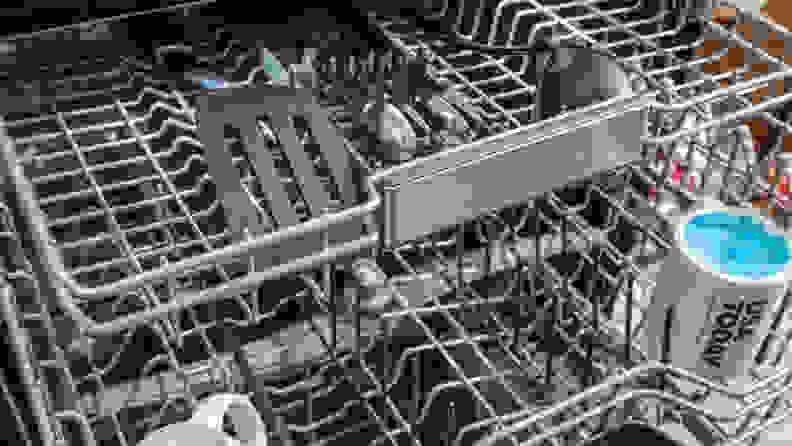 Bosch SHE88PZ65N MyWay Rack
