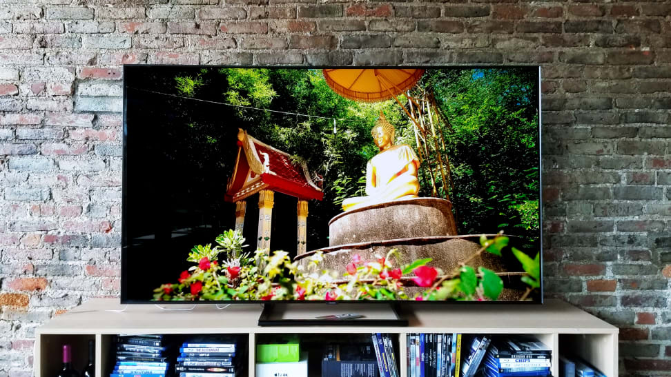 You can get an exclusive discount on this incredible QLED TV