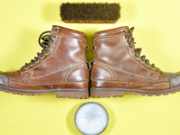 how to clean leather shoes is easy