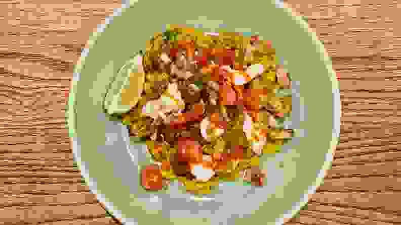 HelloFresh Mexican Chicken Bowl