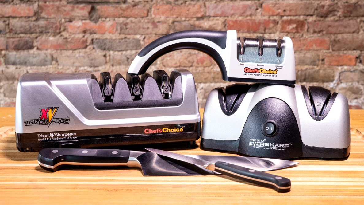 Best Knife Sharpeners of 2018