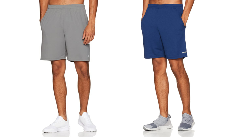 Amazon two-pack shorts