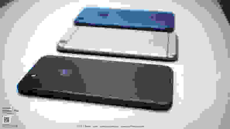 iPhone 7 Concept renders