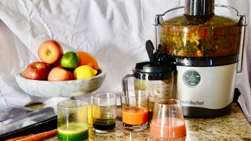 NutriBullet is famous for their portable personal blenders and they're joining the juicing game.