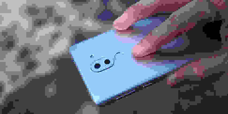 Honor 6X Fingerprint Sensor