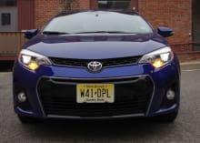 2014 Toyota Corolla S Front.jpg