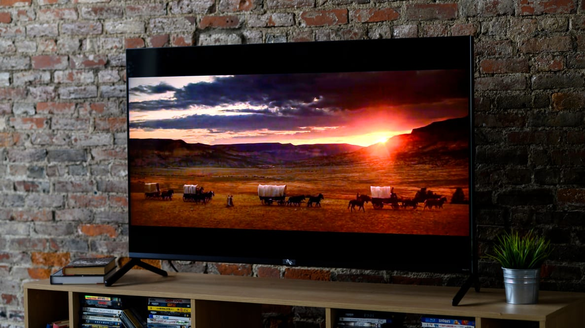 TCL 6-Series (55R625, 65R625) QLED TV Review - Reviewed