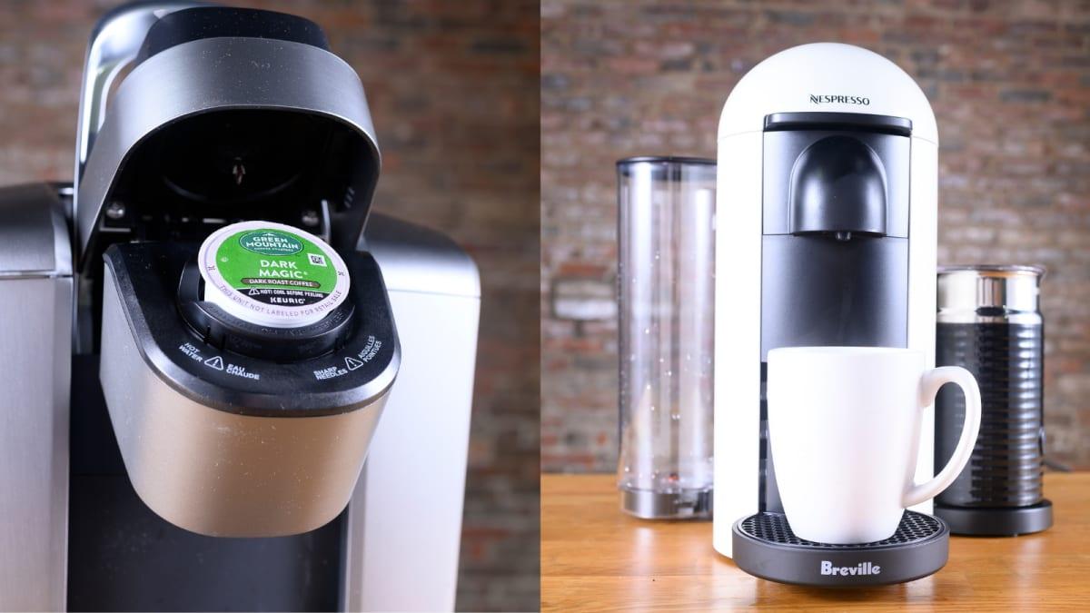 Nespresso vs. Keurig: Which single-serve coffee maker is best?