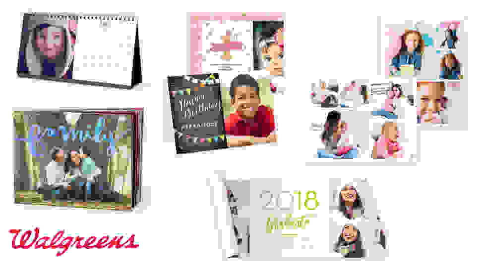Walgreens Photo Printing Services