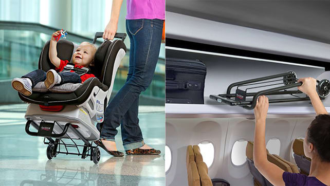 Britax Travel Cart