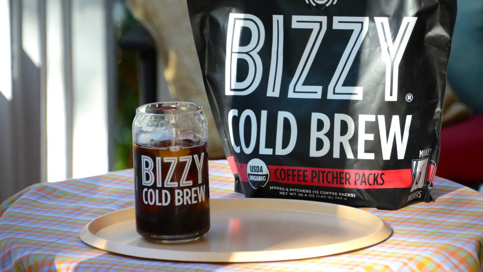 Bizzy Cold Brew Coffee Subscription Review