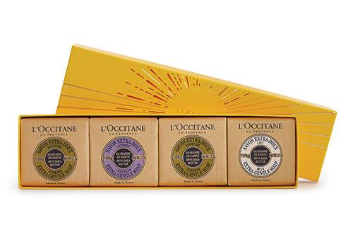 L'Occitane Soaps of Provence Set