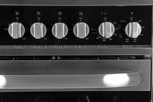 rangetop and oven controls