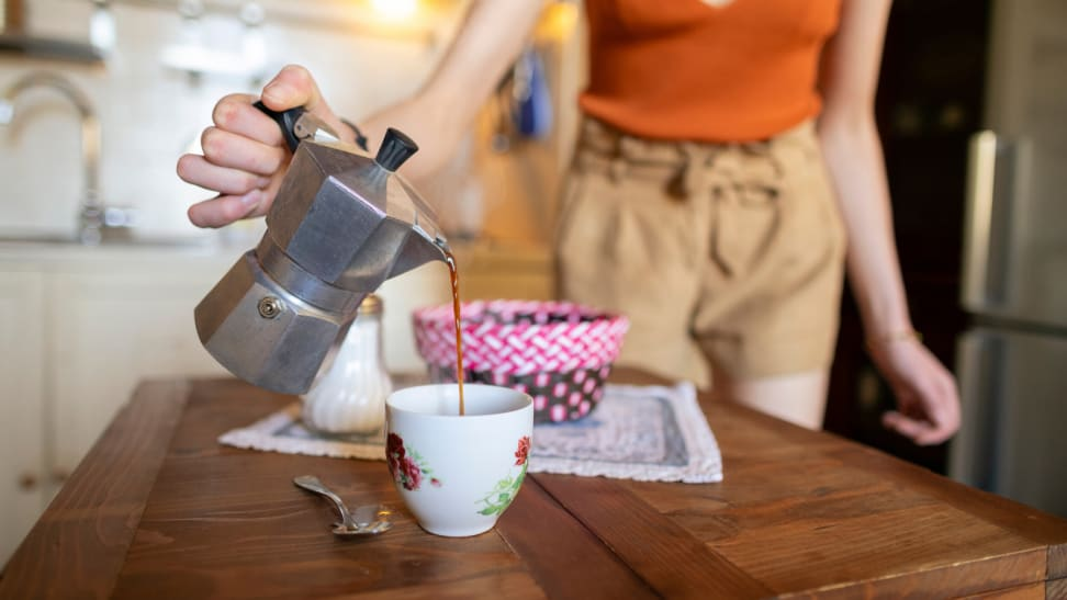 What's a moka pot and does it work better than an espresso maker?