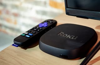 The Roku interface with Roku Ultra