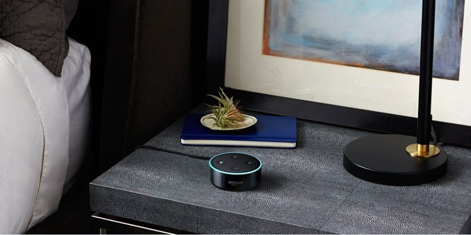 The Echo Dot is finally on sale today