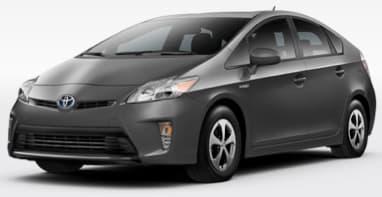 Product Image - 2012 Toyota Prius Three
