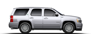 Product Image - 2012 Chevrolet Tahoe Hybrid 2WD