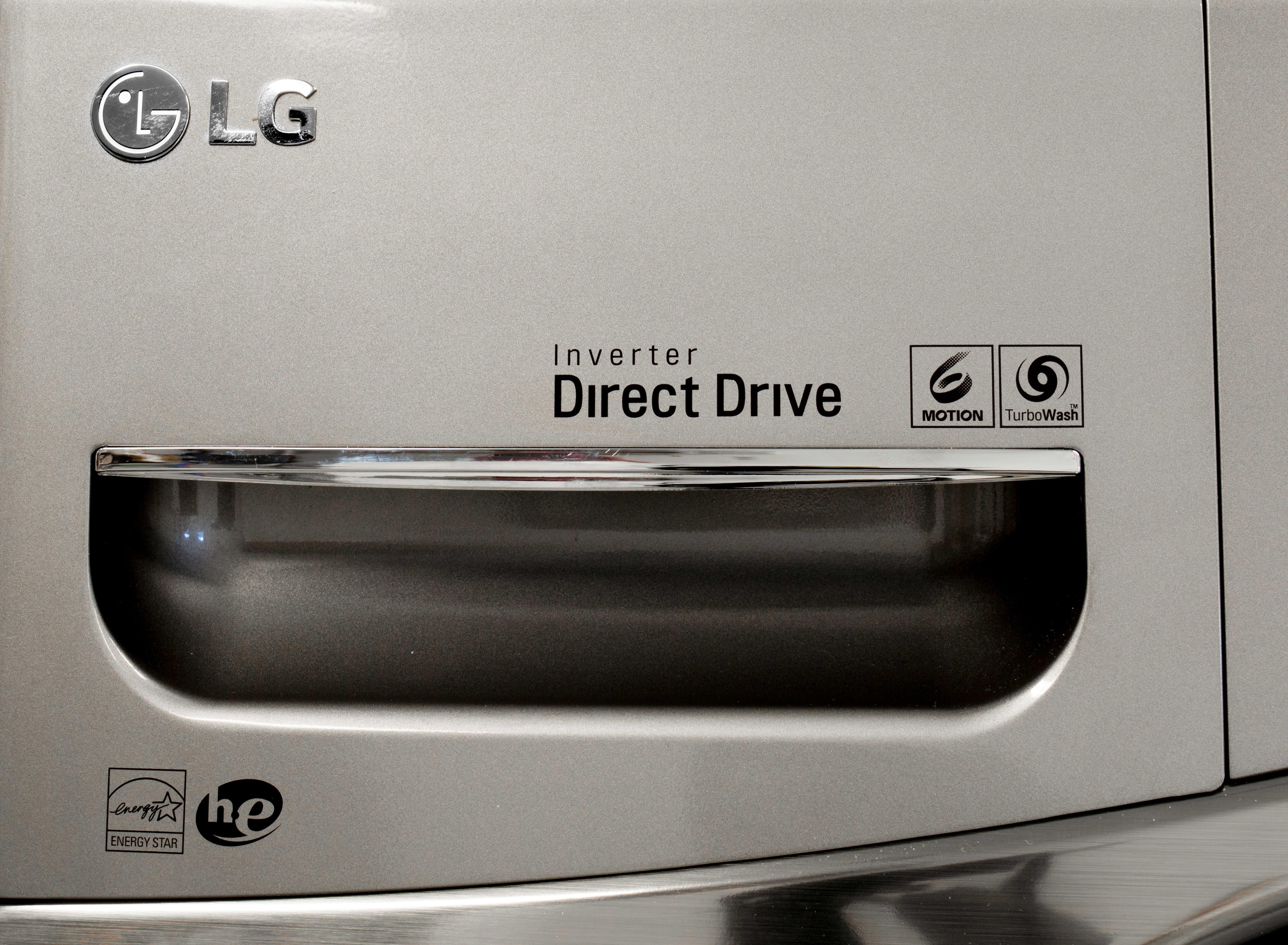 LG offers a ten-year warranty on its direct drive motor.