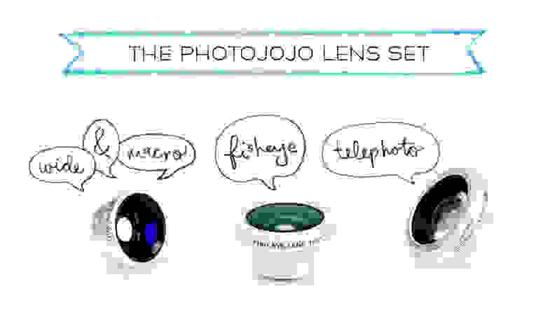 Photojojo Lens Kit