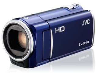 Product Image - JVC  Everio GZ-HM50