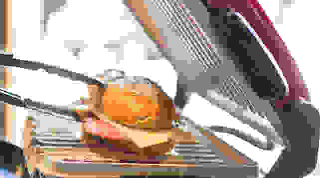 George Foreman Evolve Grill
